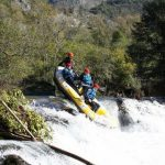 Rafting Los Cauces