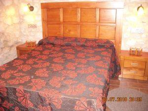 Dormitorio Casa Cantero