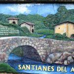 Panel Santianes del Agua, Ribadesella