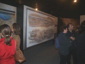 Centro de Arte Rupestre, Tito Bustillo