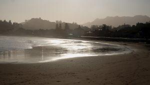 Cambios en la Playa de Santa Marina