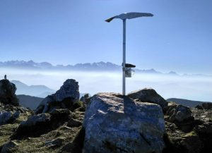 Pico Mofrechu desde la collada de Igena