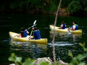 Lee más sobre el artículo Descenso del Sella en canoa